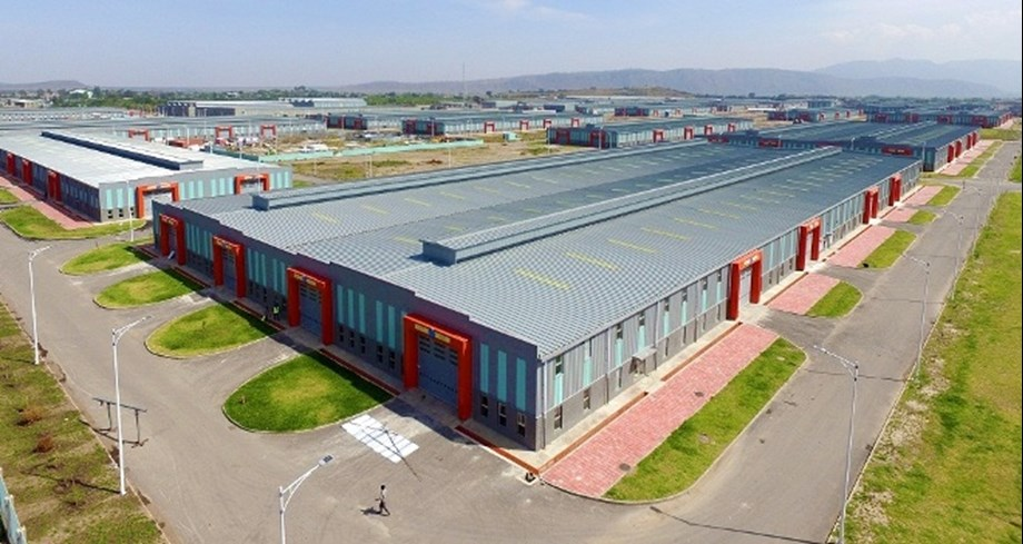 Ethiopia export revenue hits USD 42 mln from industrial parks