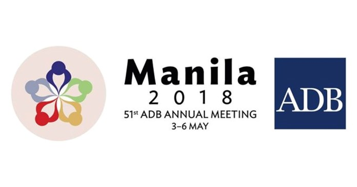 51st Annual meet of ADB will be held in Manila from 3-6 May