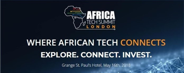 Africa Tech Summit London 2018 to commence on May 16
