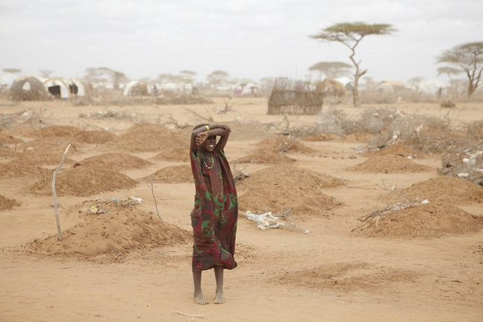 Climate change affects women the most