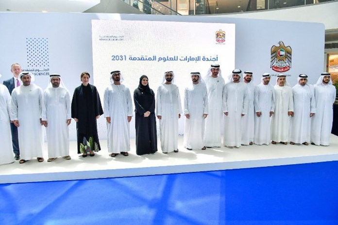 UAE rolls out National Advanced Science Agenda 2031 to promote advanced sciences