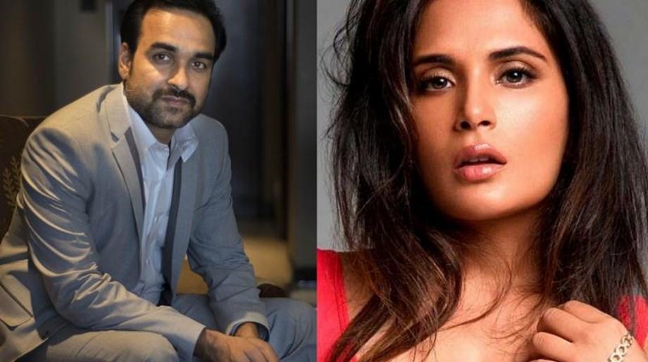 "Pankaj Tripathi reuniting with his ""Masaan"" co-star Richa Chadha"