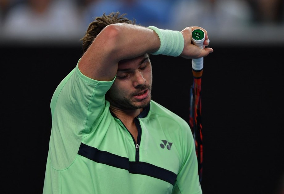 Three-times Grand Slam champion Wawrinka suffers first-round exit at Citi Open