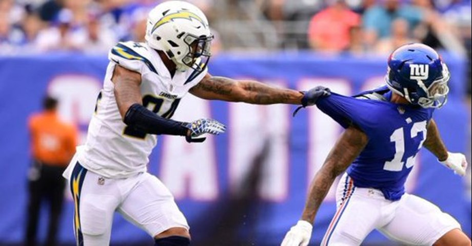 Los Angeles Chargers cornerback Trevor Williams injures ankle during practice