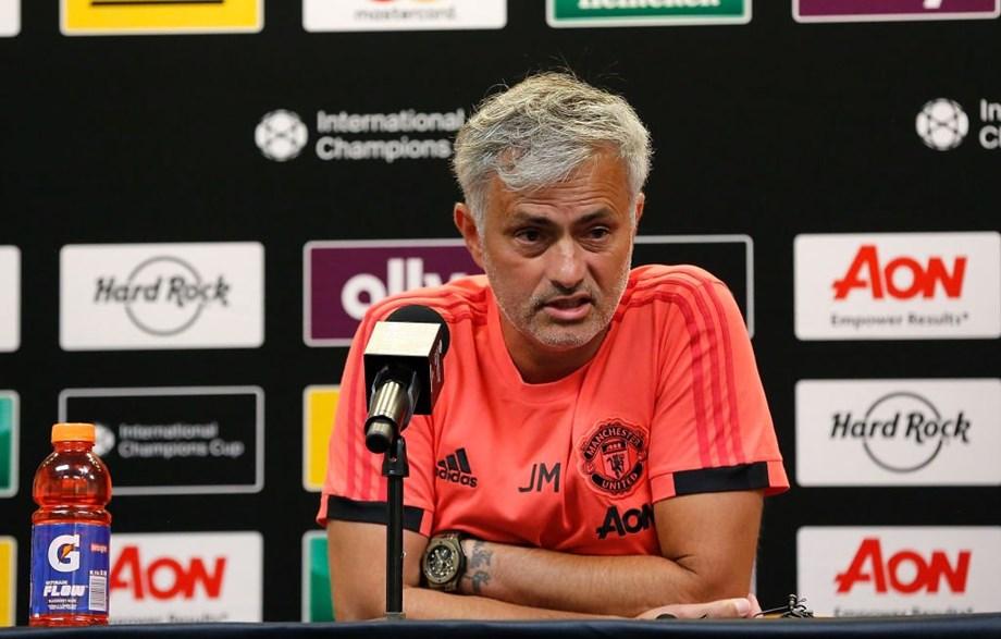Jose Mourinho finally given something to smile