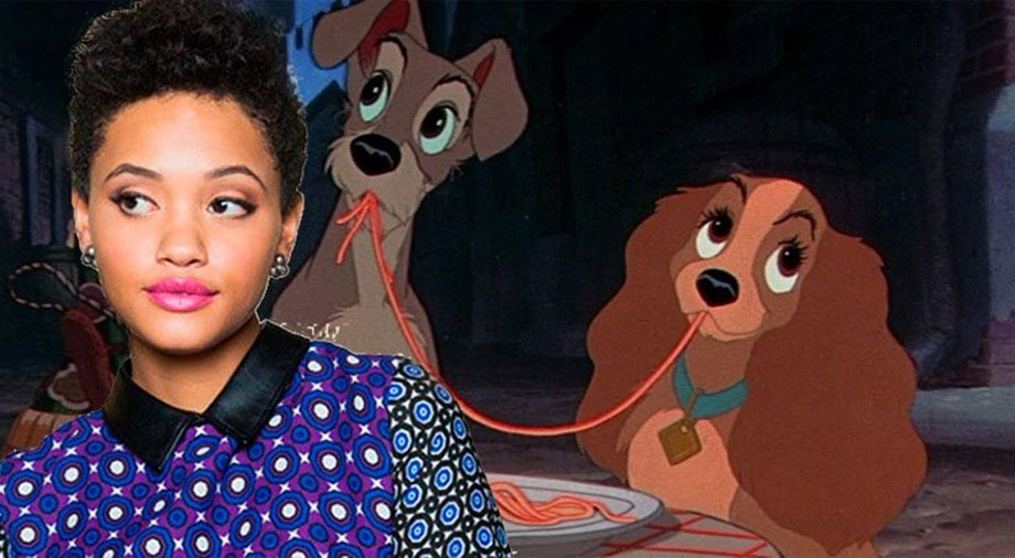 Actor Kiersey Clemons in negotiations to join Disney's 'Lady and the Tramp' reboot