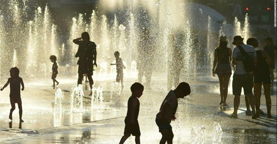 Deaths caused by severe heatwaves to increase dramatically by 2080