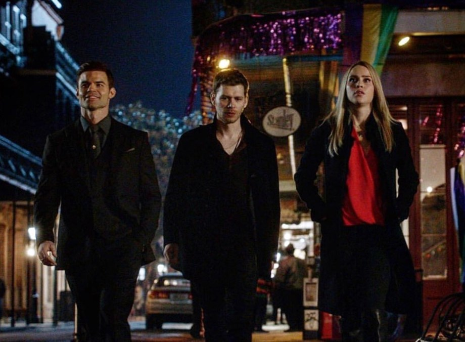 The Originals and Mikaelsons head towards series finale