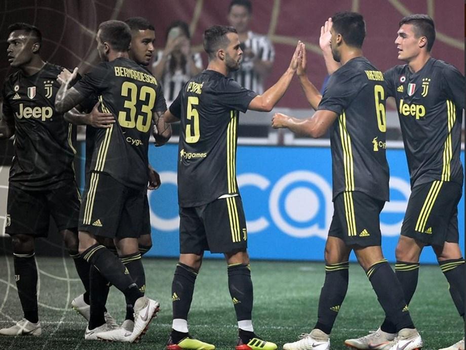 Juventus defeat MLS All-Stars 5-3 in penalty-kick shootout