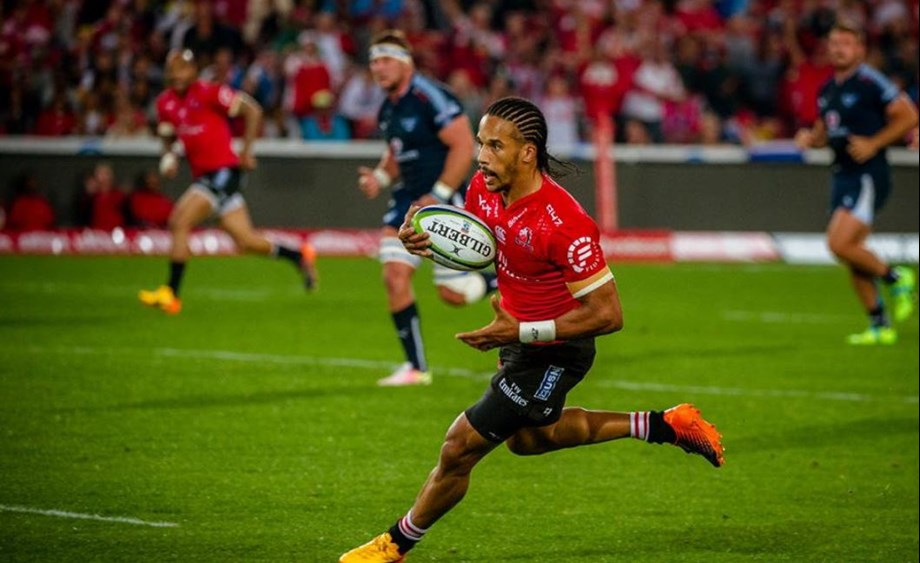 Lions winger Courtnall Skosan promoted to starting side
