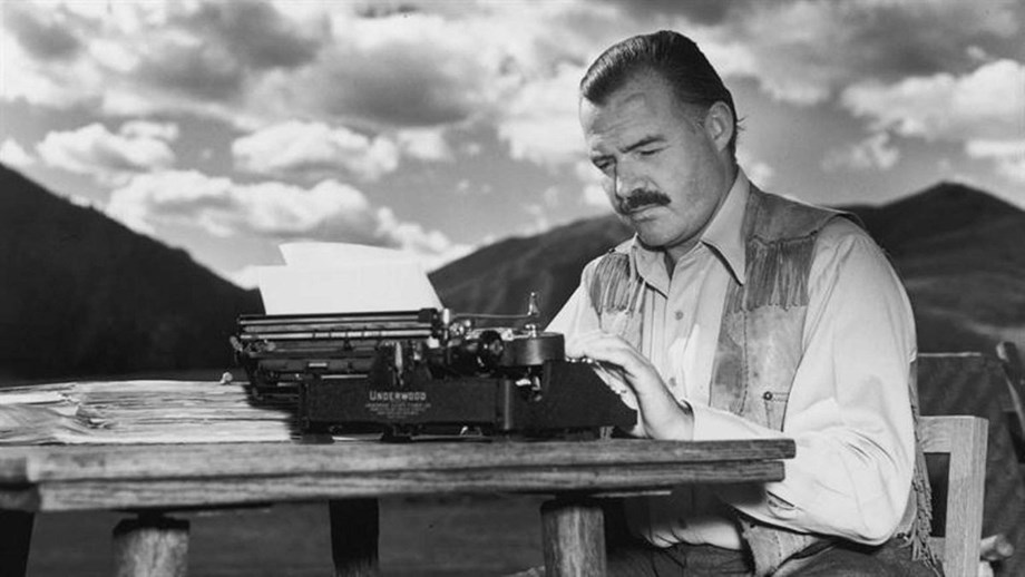 Hemingway's A Room on the Garden Side to be published for the first time