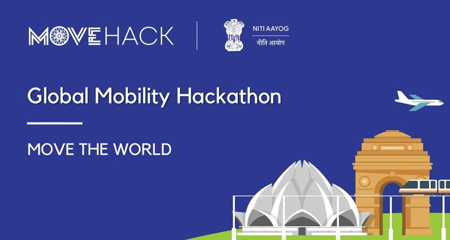 NITI Aayog launches Move Hack to crowdsource solutions for future of mobility in India