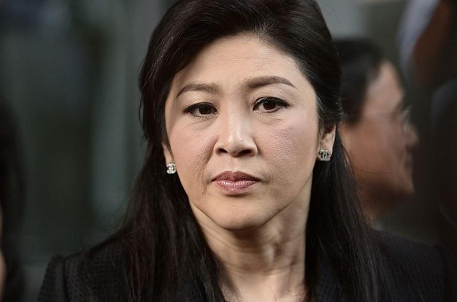 Thailand's junta wants Britain to extradite ousted leader Yingluck Shinawatra,