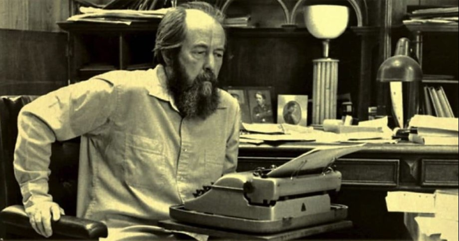 Solzhenitsyn draws blank with young Russians