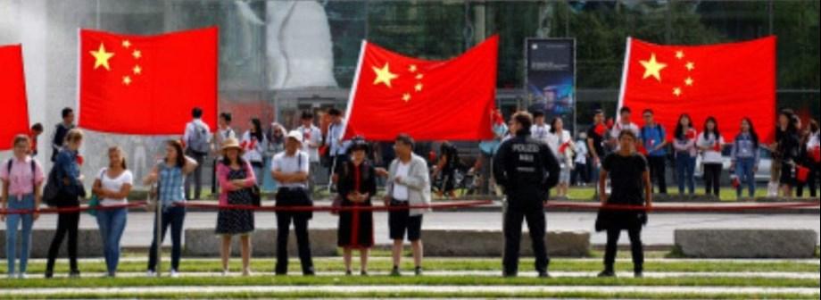 China pushes for peace mechanism for Korean peninsula