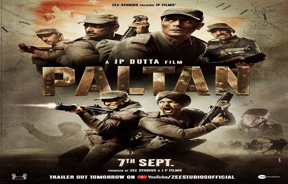 J.P. Dutta back with another war drama, 'Paltan'