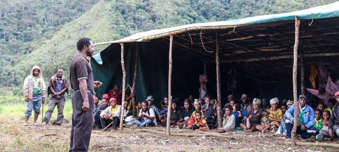 UN food aid airlifted to relief people in earthquake-hit Papua New Guinea