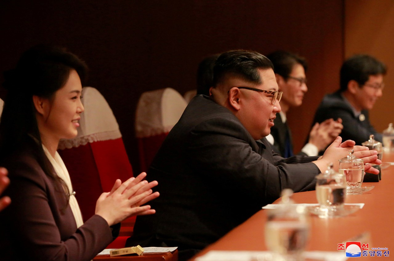 China hopes US, North Korea leaders meeting can advance smoothly