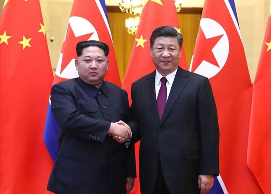 China appreciates North Korea efforts on denuclearization