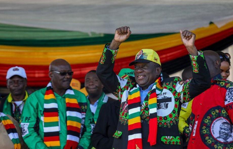 Zimbabwe Election 2018: Mnangagwa wins first post-Mugabe election