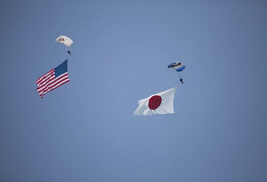 "Japan's economy minister wants to ""take some ideas"" to Washington"