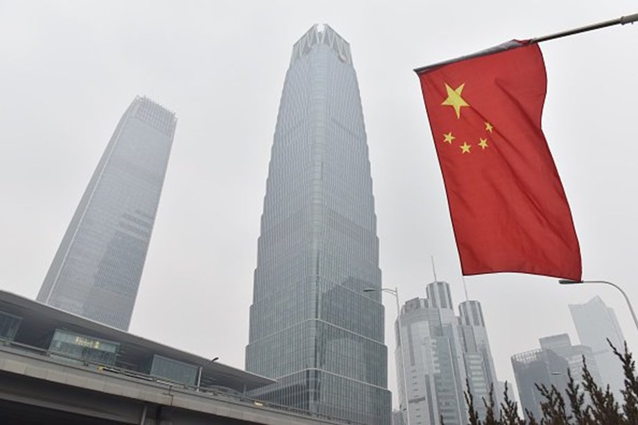 China's stock market overtaken as world's second-biggest by Japan