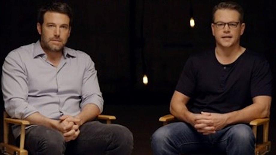 McDonald's monopoly film: Ben Affleck attached to direct, Matt Damon starring
