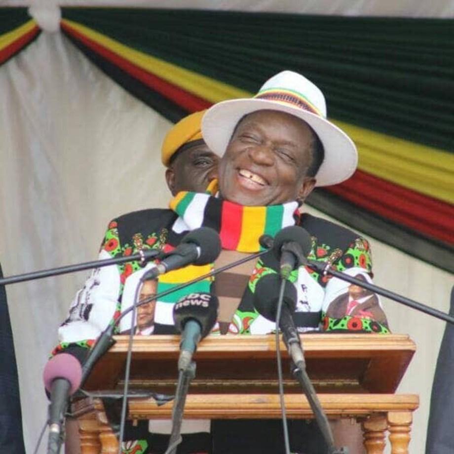 Zimbabwe Election 2018: Mnangagwa calls for unity after winning presidential election