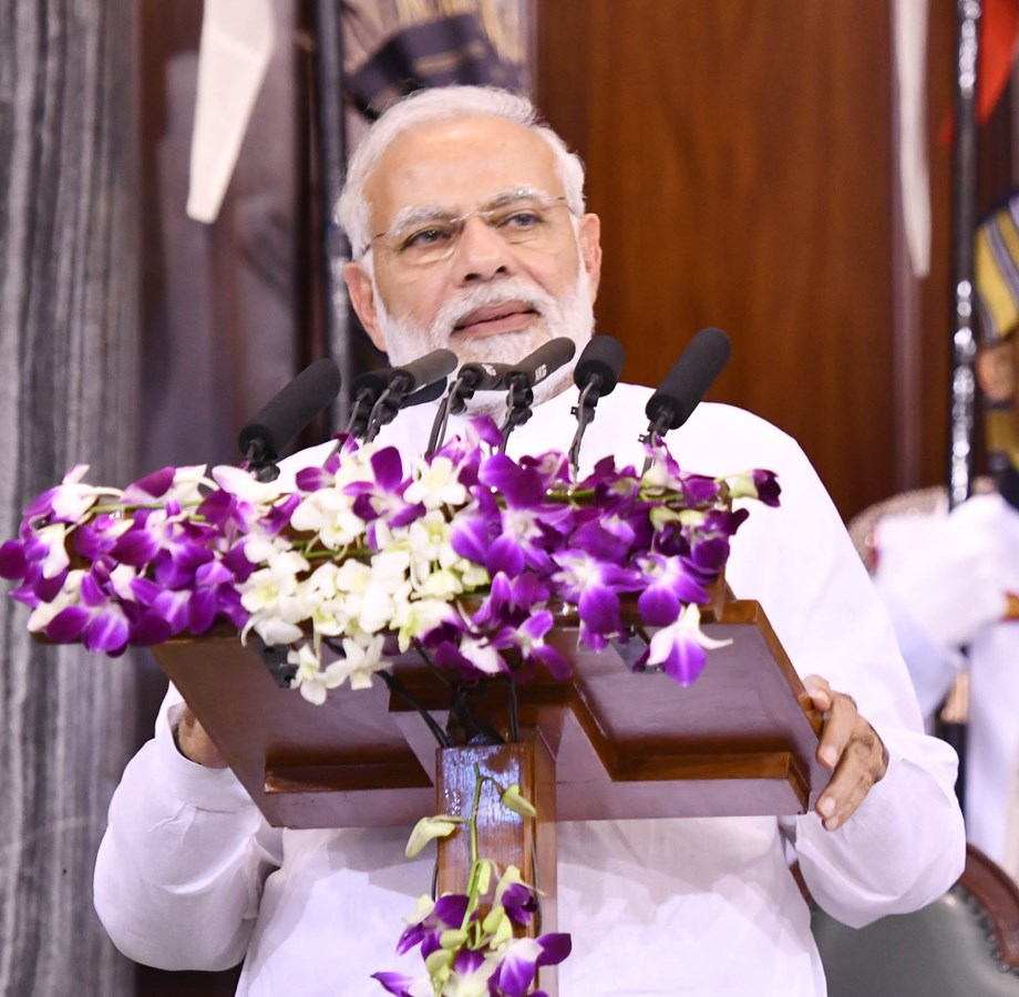 PM Modi reviews performance of key infrastructure sectors of Transport, Housing