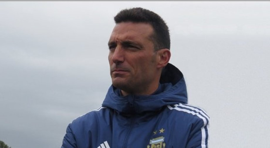 Lionel Scaloni will be interim coach of Argentina's football team