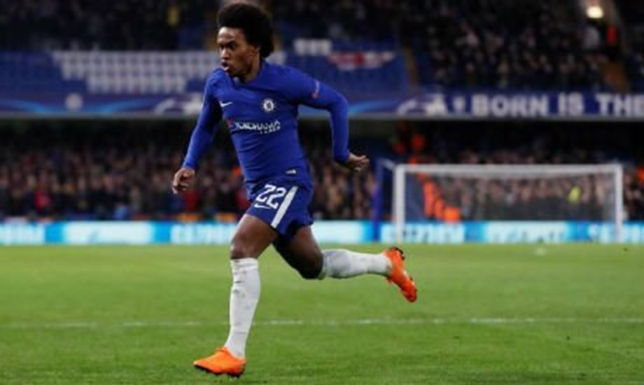 """Willian initiates legal proceedings following appearance of """"forged"""" letter"""