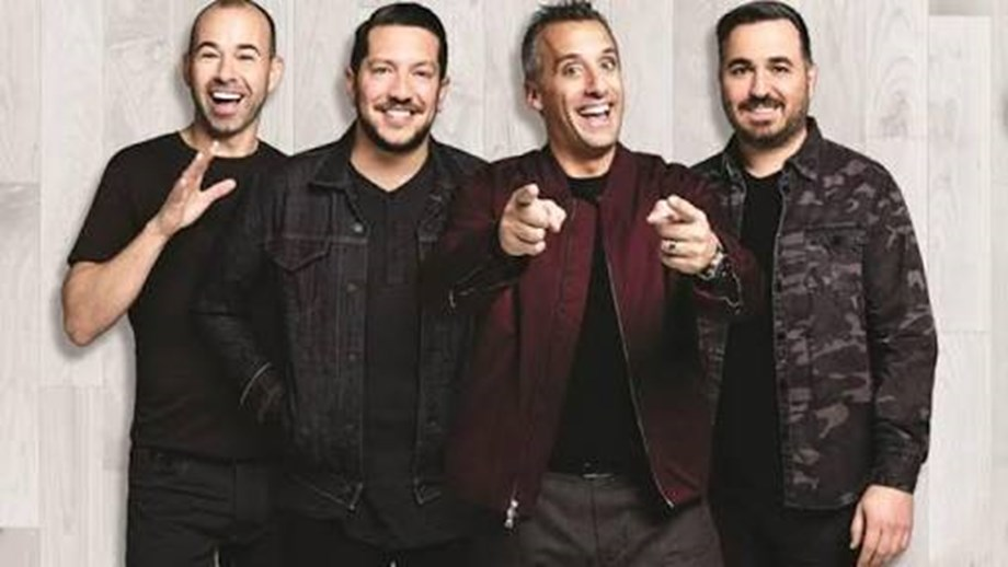Impractical Jokers: James Murray likes revisiting embarrassments, failures in comedy
