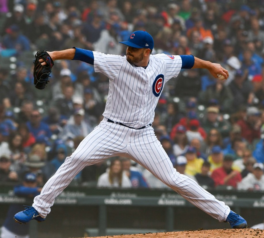 Chicago Cubs places Brian Duensing on 10-day disabled list