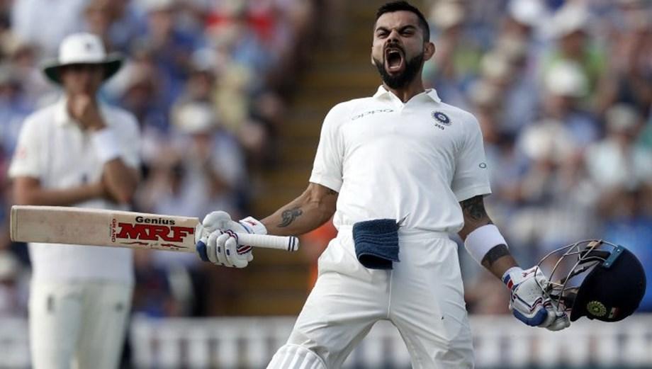 Virat Kohli's 149 helps nervy India fight against England