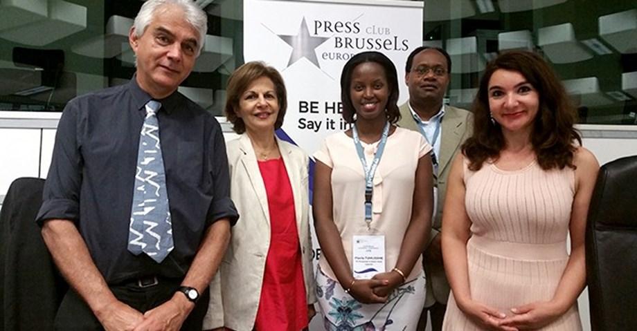 UNESCO participates in International Association of Press Clubs