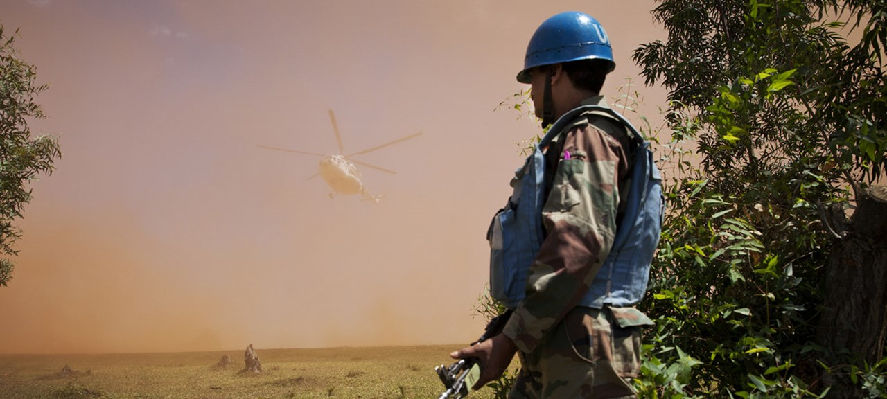 70 years of India's long and distinguished history of service in UN peacekeeping
