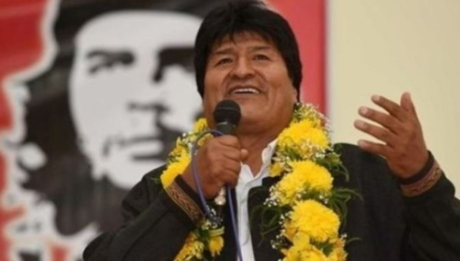 Evo Morales, first President to reveal his financial transactions online