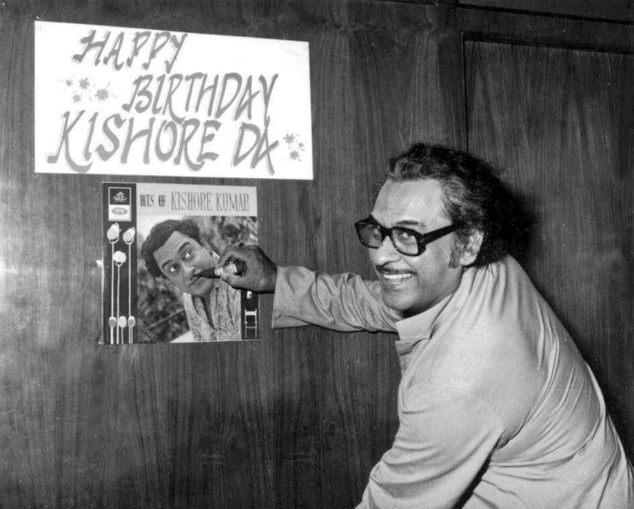 Remembering Kishore Kumar on his 89th birth anniversary