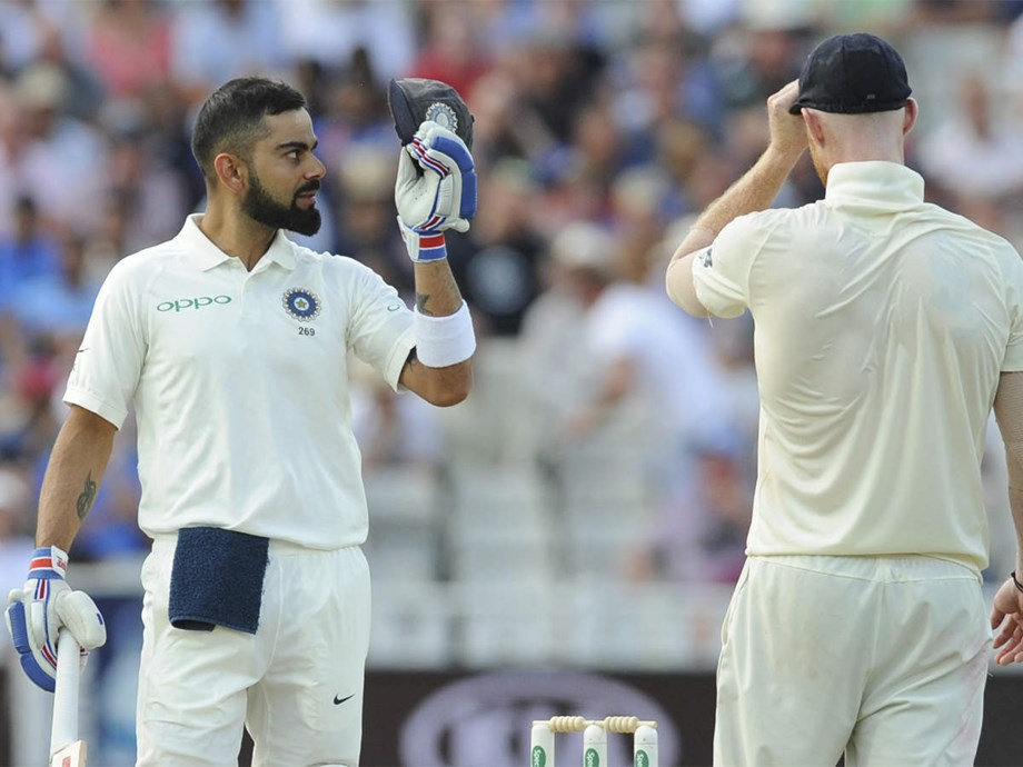 James Anderson says Kohli is not invincible, slip catching let us down