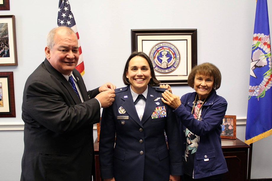 New Mexico Air Nationals Guard gets first female commander