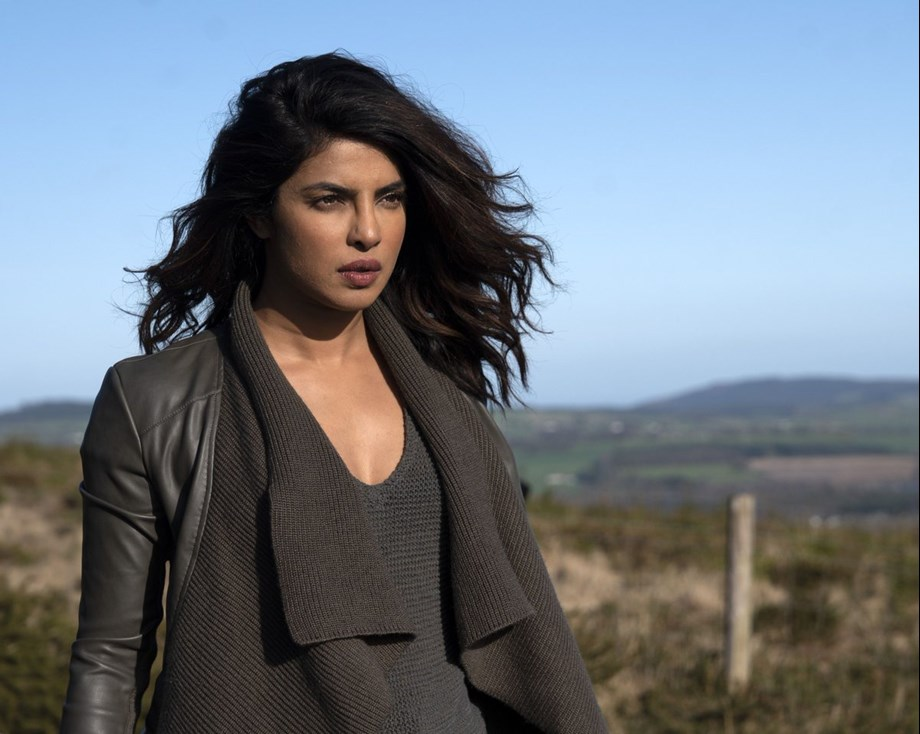 """Priyanka Chopra says: """"I've opened doors for women of color to play leading ladies"""""""