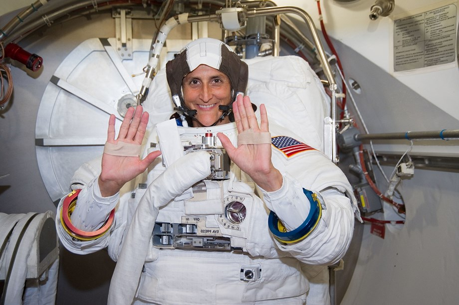 Sunita Williams among nine astronauts for first space flights on commercial spacecraft
