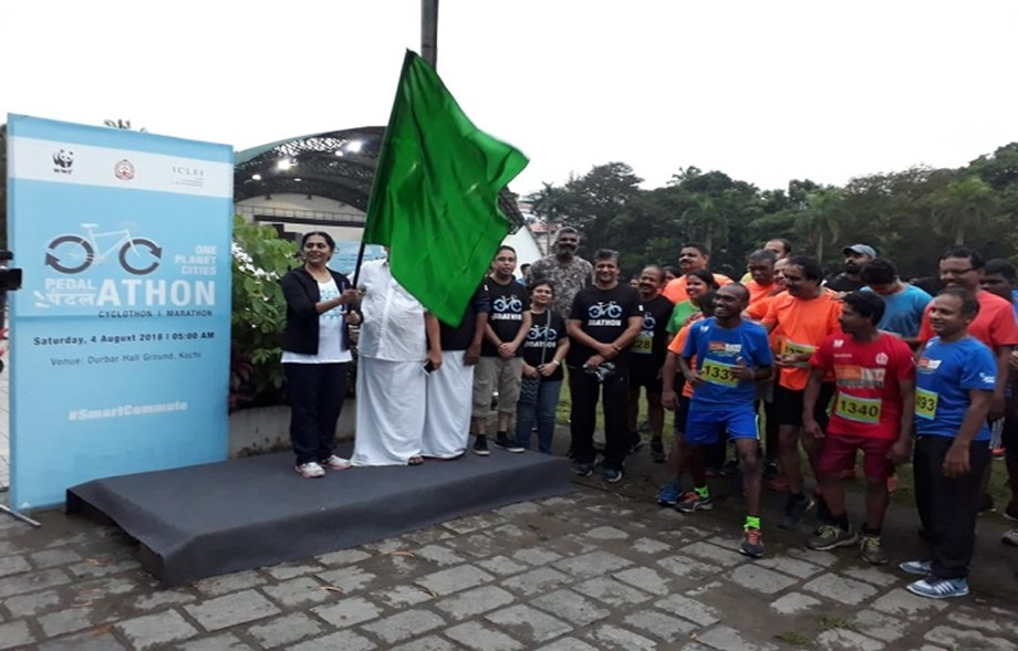 WWF-India's One Planet Cities Pedalathon: Kochi adopts sustainable modes of commute