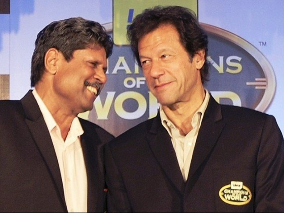 Former Indian Captain Kapil Dev yet to get formal invitation from Imran Khan