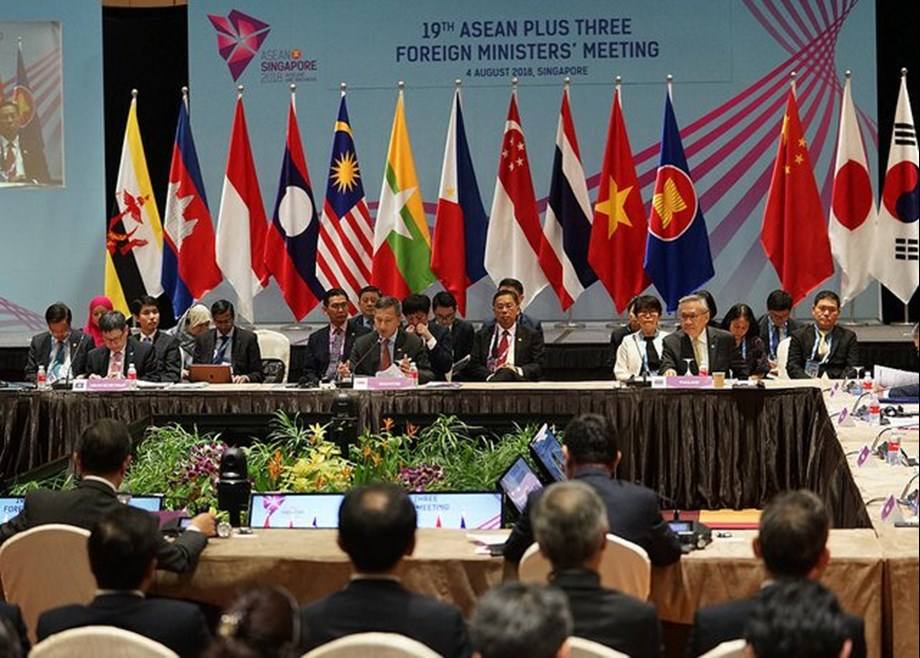 Asian countries condemns 'real threat' of US-China trade war