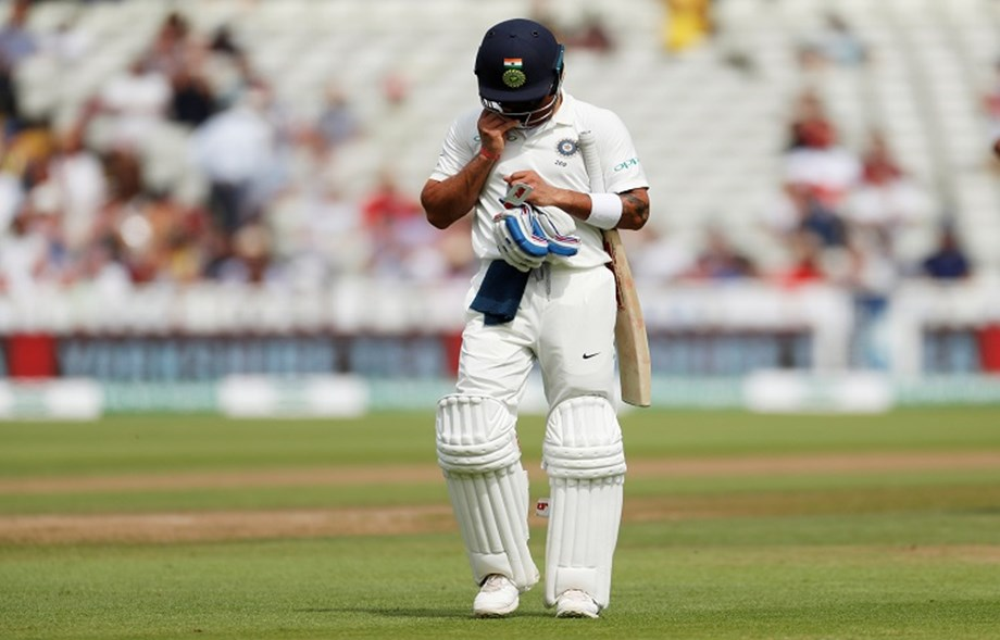 Virat Kohli rules lack of application, poor shot selection by batsmen