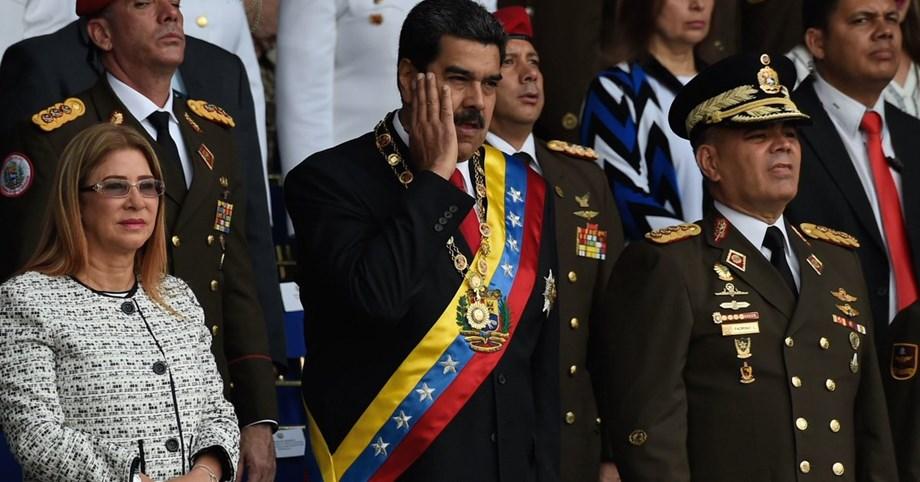 Venezuelan President Maduro says survived assassination attempt involving explosive drones