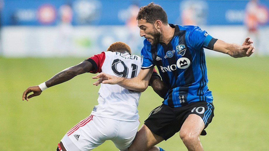 Yamil Asad's goal in 70th minute gives DC United 1-1 road draw against Montreal Impact