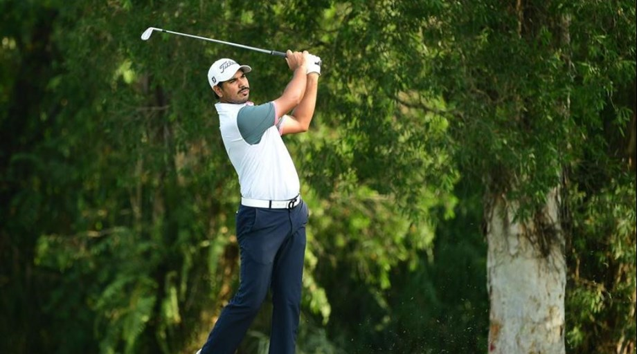 India's Gaganjeet Bhullar notches eagle on 17th hole to propel himself to one-shot victory