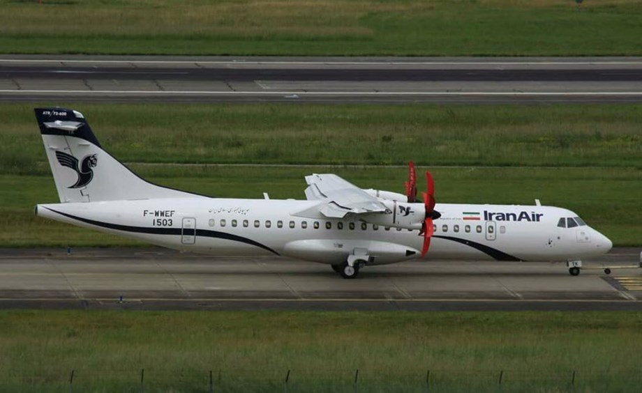 IranAir takes too delivery of five more ATR turboprop aircraft